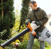 Electric & Cordless Blowers & Vacuums